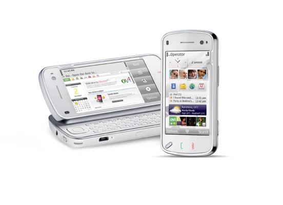 Nokia N97 photo