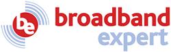 Broadband expert logo