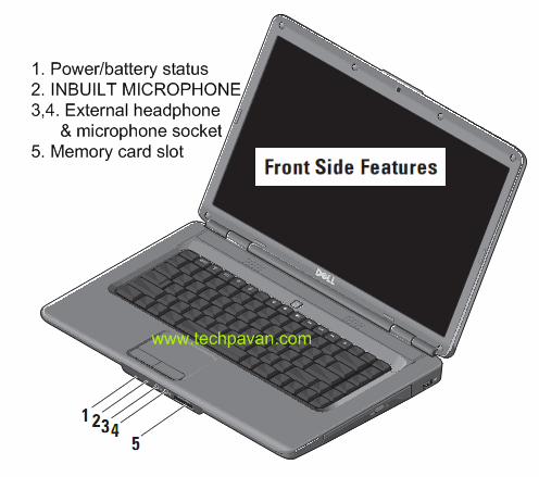Dell internal microphone demonstration