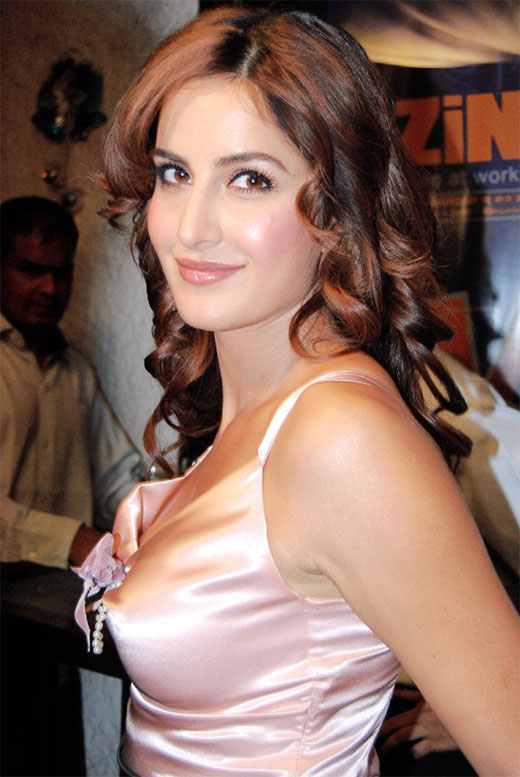 Glamorous katrina kaif in a party