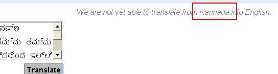 Foreign Language Identification