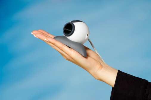 mobile web camera