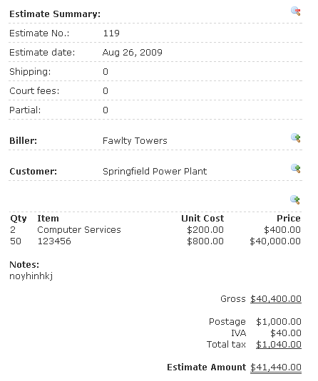 creating purchase order invoice