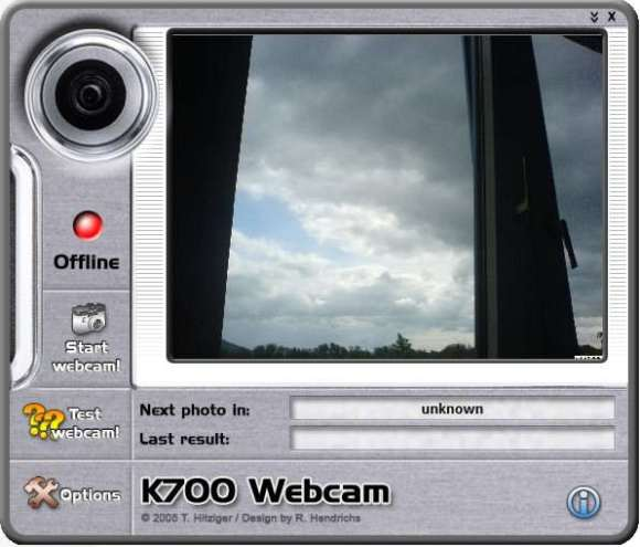 Use Sony Ericsson camera phone as webcam - SEWebcam